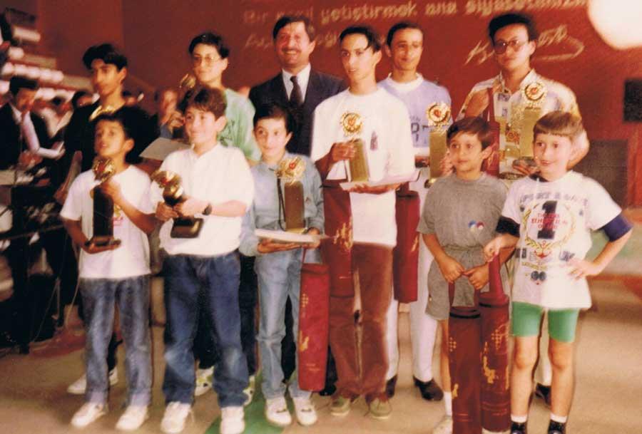 Türkiye Ilkokullarası Satranç Şampiyonası