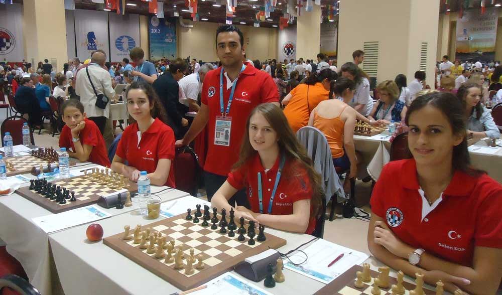 2012 Dünya Satranç Olimpiyatları