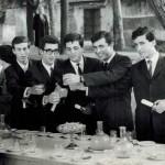 1965 DŞ Mezuniyet Kutlamaları